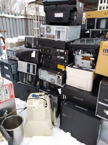 Компьютеры и серверное оборудование